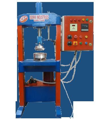 Semi Automatic Hydraulic Paper Plate Making Machine  sc 1 st  Best Hand Press manufacturers in India| Sokhi Industries. & Best Hand Press manufacturers in India| Sokhi Industries.